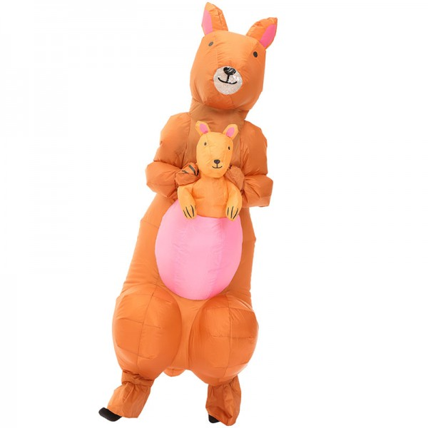 Adult Inflatable Kangaroo Costume