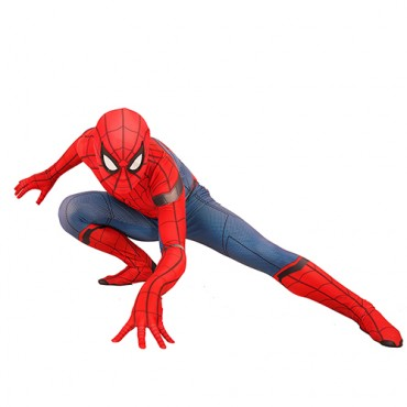 2017 Spiderman Homecoming Classic Costume Halloween Cosplay Costumes